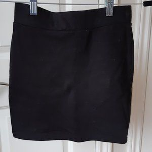 FREE with purchase black mini skirt